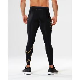 2XU M's MCS Run Compression Tights Regular Black/Gold